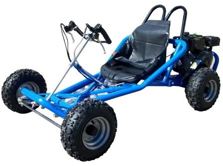 Petrol Go Kart Blue Paramount Browns Adelaide