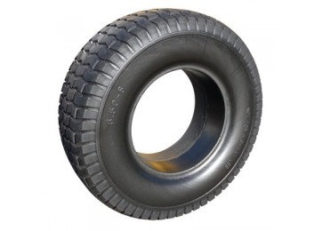 SOLID TYRE - 400MM (FOAM FILL)