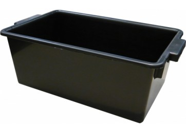 TUB NEST ONLY BLACK 235MM 41L