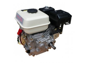 PETROL ENGINE - 9.0HP & REDUCTION BOX 2:1