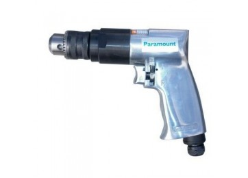 REVERSIBLE AIR DRILL - 3/8""