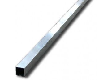 ALUMINIUM SQUARE 40 X 1.6MM
