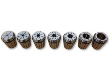 ER32 COLLET DIE SET 4-20MM 7PC
