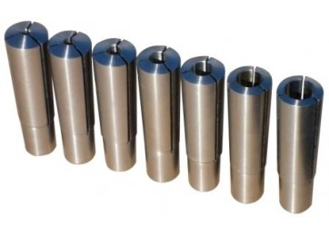 COLLET CHUCK SET 7PC - 3MT METRIC