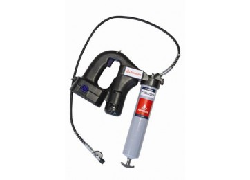 CORDLESS INDUSTRIAL GREASE GUN