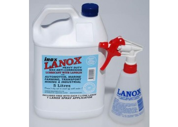 LANOX M4 5 LITRE & APPLICATOR