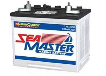 MARINE BATTERY - 660CCA