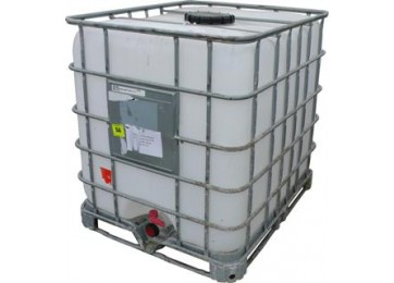1000L SHUTTLE / CONTAINER - USED NON FOOD GRADE