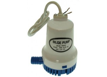12V SUBMERSIBLE PUMP - 91LPM