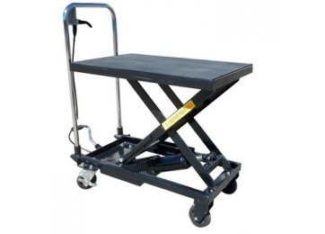 SCISSOR LIFT TABLE - 300KG / 0.76M