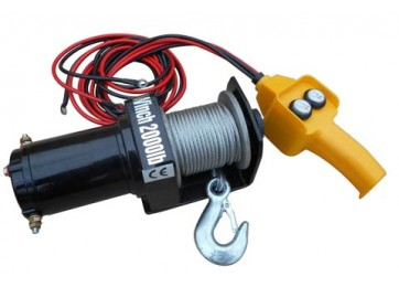 ELECTRIC WINCH - 2000LB