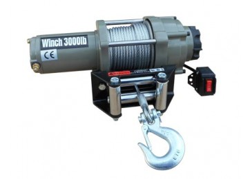 ELECTRIC WINCH - 3000LB