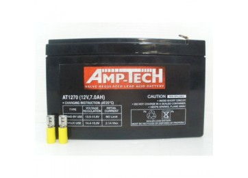 BATTERY - ALARM - 12V 7AMP