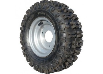 GO CART TYRE & RIM - ALL TERRAIN