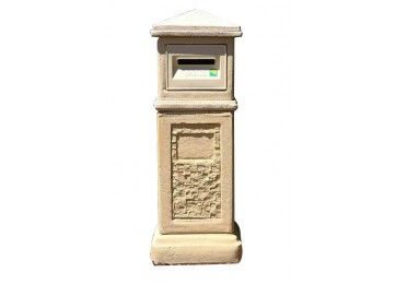 LETTERBOX - MURRAY SANDSTONE