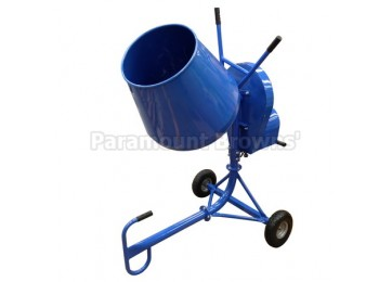 ELECTRIC CEMENT MIXER 2.2CU/FT CM120E