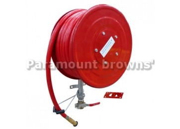 WATER WASH DOWN HOSE REEL 36M x 20MM (WALL MOUNT)