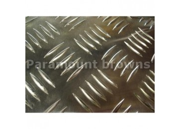 ALUMINIUM TREADPLATE 1.6MM