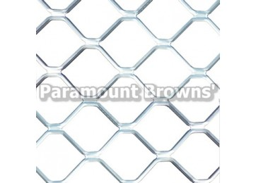 ALUMINIUM SECURITY MESH