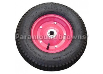 WHEEL PNEUMATIC - 400MM / 25MM (NARROW)