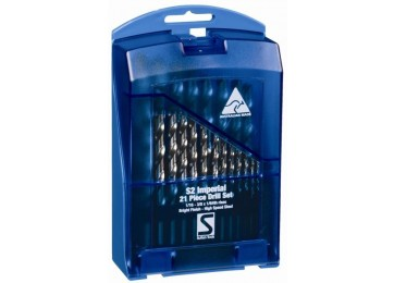 DRILL BIT SET - 21PC IMPERIAL