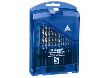 DRILL BIT SET - 13PC IMPERIAL