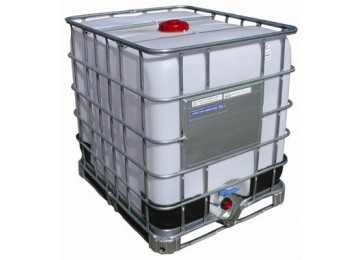 1000L SHUTTLE / CONTAINER - FOOD GRADE