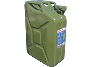 JERRY CAN METAL 20L - GREEN