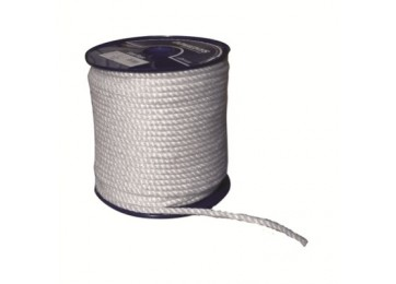 ROPE - SILVER - 6MM (MTR)
