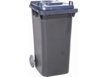 WHEELIE BIN 240LTR - GREY DOWNGRADE