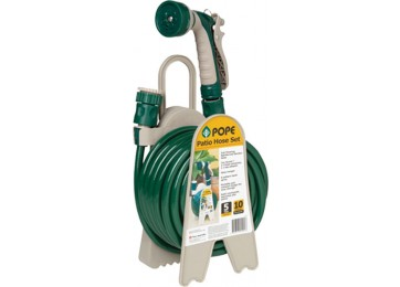 PATIO GARDEN HOSE KIT