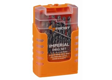 DRILL BIT SET - 29PC IMPERIAL
