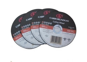 CUT OFF WHEEL 10PC PACK - 125 x 1.0 x 22MM