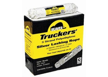 SILVER TRUCKERS ROPE
