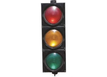 ASSORTED S/H TRAFFIC LIGHTS