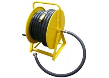 WATER HOSE REEL - 25M x 20MM (A FRAME)