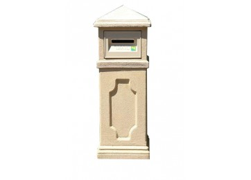 LETTERBOX - WILLOW SANDSTONE
