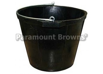RUBBER BUCKET 10L - CONCRETERS