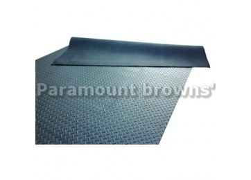 RUBBER PROPELLOR MAT - 1500 X 2100 X 5MM