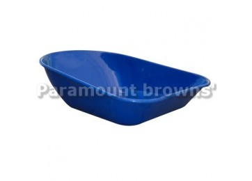 STEEL WHEEL BARROW TRAY 5CU/FT