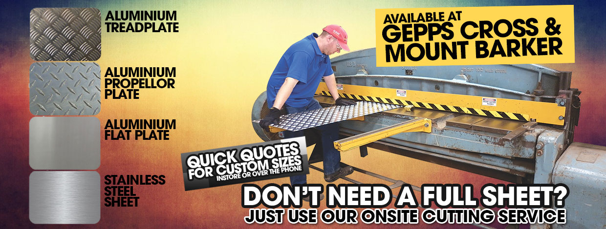 Onsite CUtting Service