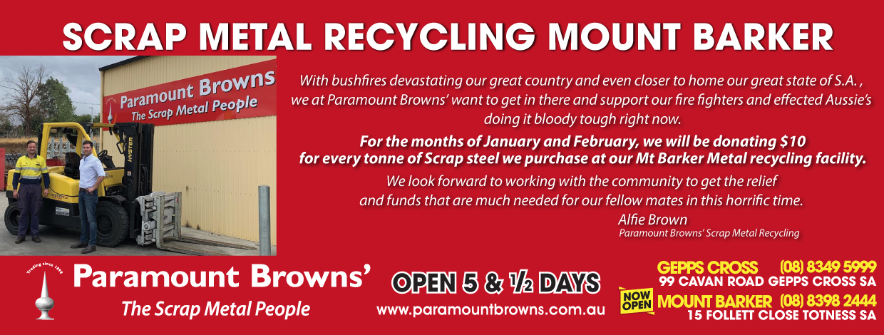 Mount Barker Recycling