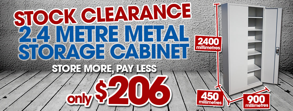 Storage Cabinet Clearance