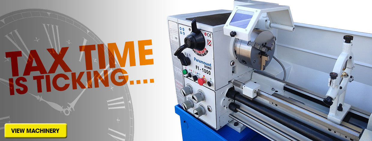 View Our Machinery Range