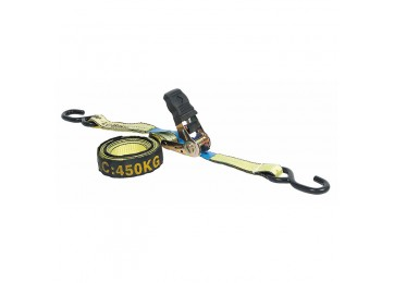 RATCHET TIE DOWN - 4MTR x 25MM