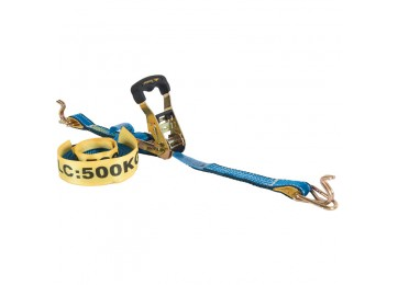 RATCHET TIE DOWN - 5MTR x 25MM