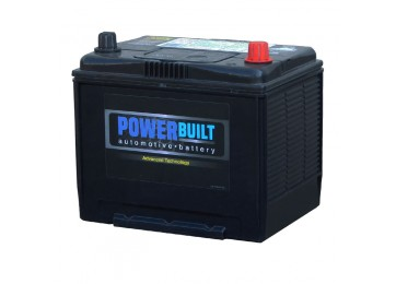 6CYL CAR BATTERY - 500CCA