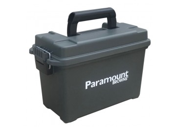 AMMO BOX - LARGE PLASTIC
