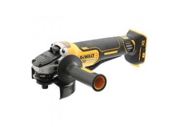 18V XR CORDLESS BRUSHLESS 125MM ANGLE GRINDER - SKIN