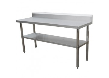 STAINLESS STEEL BENCH 1800MM